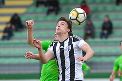 football match between ND Mura and ND Ilirija 1911 in Round #18 of 2.SNL 2017/18 on March 11, 2018 in Mestni stadion Fazanerija , Murska Sobota , Slovenia. Photo by Mario Horvat / Sportida