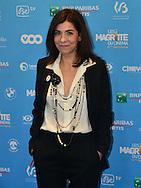 &copy;www.agencepeps.be/ F.Andrieu - Belgique -Bruxelles - 140201 - Les Magrittes du cin&eacute;ma ont r&eacute;compens&eacute; comme chaque ann&eacute;e les professionnels du cin&eacute;ma belge. Belgium cin&eacute; awards the &quot;Magritte of the cinema&quot;<br /> Pics: Lubna Azabal