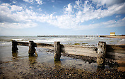 pier and groyne at St Leonards on the Bellarine Peninsula