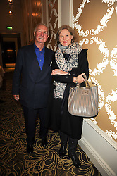 SIR TERENCE & LADY CONRAN at the Tatler Restaurant Awards, at the Langham Hotel, Portland Place, London n 10th May 2010.