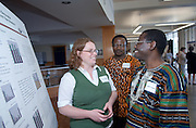 18208Student Reasearch & Creativity Activity Fair Spring 2007..Tiffany Hedges,Issifu Yidana,Dominic Dadzie