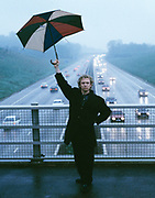 Andy Summers of the Police - 1987 portrait