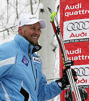Ski Alpin; Saison 2006/2007  Abfahrt Herren Sieger Bode Miller (USA)