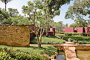 Reserve Villa and gardens.