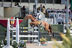 Alrajhi Abdulrahman, KSA, Varo M<br /> Rolex Grand Prix Jumping<br /> Royal Windsor Horse Show<br /> © Hippo Foto - Jon Stroud