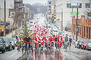 Santa Cycle Rampage 2012
