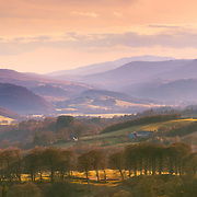 Was on my way back from Aberfeldy and made a pitstop as this view (near Crieff) has caught in the corner of my eye before while driving past. The light was looking a wee bit special, I decided to park up and wander with the camera :)