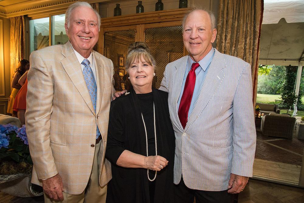 Jim McGregor, Patsy and Bob Weigel