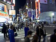 Tokyo Shinjuku by night