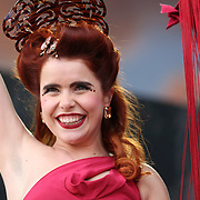 PALOMA FAITH AT  THE V FESTIVAL  AT HYLANDS PARK,CHELMSFORD,ESSEX ON SATURDAY 21ST AUGUST...