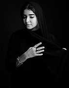 Portraits of the participants of Arab Film Studio, a film training initiative by Image Nation Abu Dhabi which culminates in a competition.