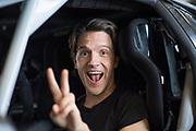 January 4, 5, 6, 2019. IMSA Weathertech Series ROAR test. #47 Precision Performance Motorsports (PPM) Lamborghini Huracan GT3, GTD: Milos Pavlovic