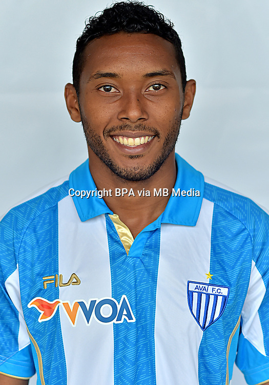 Brazilian Football League Serie A / <br /> ( Avai Futebol Clube ) - <br /> Claudinei Junio de Souza &quot; Claudinei &quot;