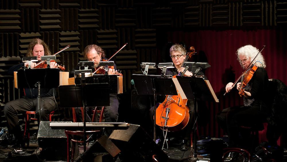 The Scorchio Quartet