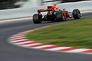 February 26, 2017: Circuit de Catalunya. Daniel Ricciardo (AUS), Red Bull Racing, RB13