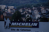 France. massif central. Clermont Ferrand. Michelin factory    France  /   Les usines Michelin   Clermont Ferrand  France   /  / L005086  /  R20707  /  P114790