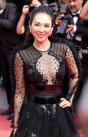 Zhang Ziyi at the Once Upon A Time... In Holywood gala screening at the 72nd Cannes Film Festival Tuesday 21st May 2019, Cannes, France. Photo credit: Doreen Kennedy