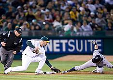 20100405 - Seattle Mariners at Oakland Athletics (MLB Baseball)