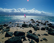 Kanaha Beach, Maui, Hawaii, USA<br />