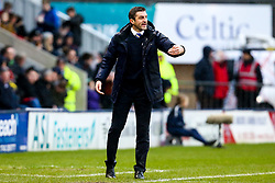Shrewsbury Town manager Sam Ricketts - Mandatory by-line: Robbie Stephenson/JMP - 26/01/2019 - FOOTBALL - Montgomery Waters Meadow - Shrewsbury, England - Shrewsbury Town v Wolverhampton Wanderers - Emirates FA Cup fourth round