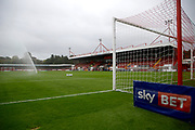 Checkatrade.com Stadium during the EFL Sky Bet League 2 match between Crawley Town and Carlisle United at the Checkatrade.com Stadium, Crawley, England on 30 September 2017. Photo by Andy Walter.