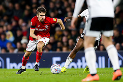 Adam Nagy of Bristol City - Rogan/JMP - 07/12/2019 - Craven Cottage - London, England - Fulham v Bristol City - Sky Bet Championship.