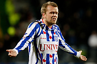 voetbal, eredivisie, seizoen 2009-2010, den haag, 30-01-2010, ado den haag - heerenveen 2-1, balende christian grindheim
