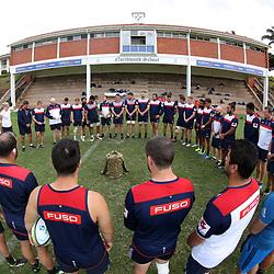 25,04,2017  Melbourne Rebels training