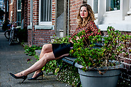 DEN HAAG - portret van Sharon Gesthuizen copyright robin utrecht