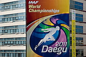 City of Daegu, South Korea - host of the 13th World Championships in Athletics 2011