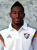 "Brazilian Football League Serie A / <br /> ( Fluminense Football Club ) - <br /> Pablo Dyego Da Silva Rosa "" Pablo Dyego """