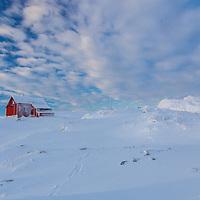 Winter at Ulriken