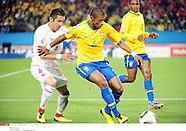 2010 World Cup - Brazil v Chile
