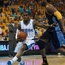 04-25 Western Conference Quarterfinals - Nuggets at Hornets