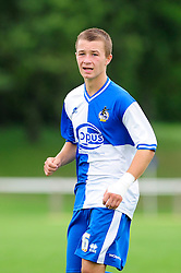 Bristol Rovers' U18s Jay Malpas  - Photo mandatory by-line: Dougie Allward/JMP - Tel: Mobile: 07966 386802 17/08/2013 - SPORT - FOOTBALL - Bristol Rovers Training Ground - Friends Life Sports Ground - Bristol - Academy - Under 18s - Youth - Bristol Rovers U18s V Bournemouth U18s