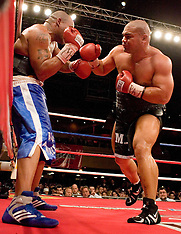 February 22, 2007: David Tua vs Robert Hawkins