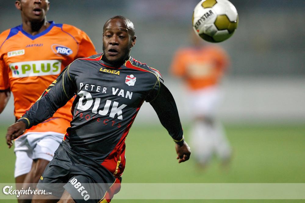 ROOSENDAAL - RBC Roosendaal - FC Emmen, Jupiler League, Seizoen 2010-2011, 04-03-2011, Mariflex Stadion, Eldridge Royer