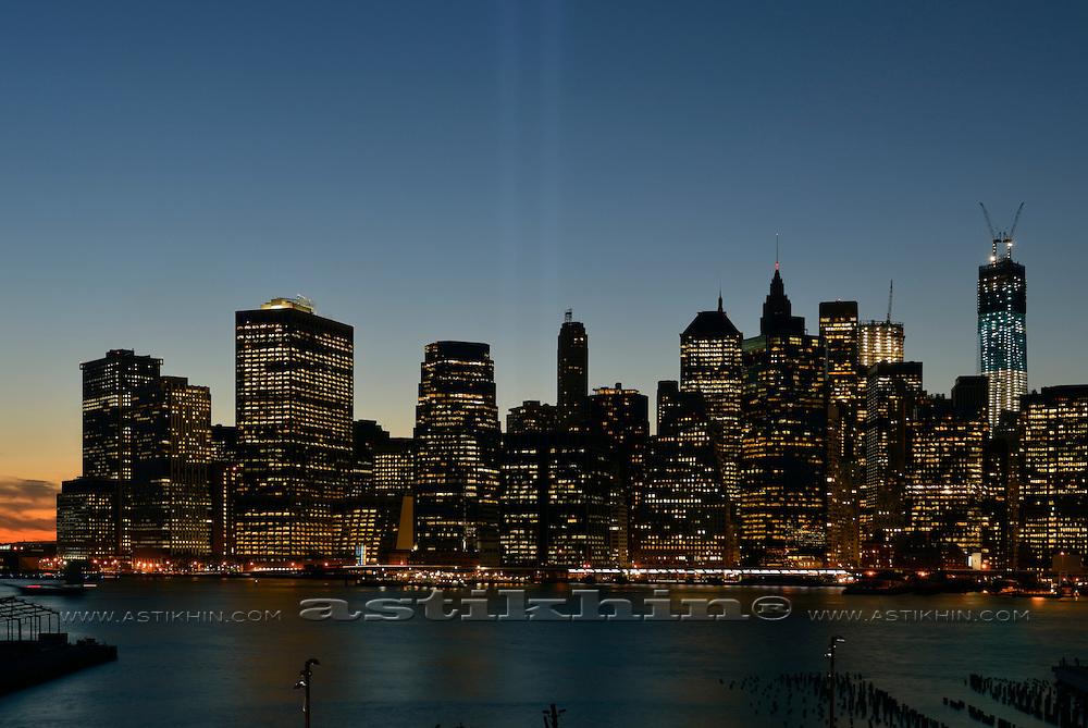 Memory of World Trade Center (2012) - We Shall Never Forget