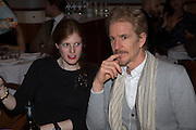 MATTHEW MODINE; , RECEPTION AND DINNER after at Cipriani downtown. . ANH DUONG CAN YOU SEE ME. Wayne Maser & Glenn O'Brien feat. LAPO ELKANN: The Italian.ROBILANT AND VOENA. Dover st.  6 FEB 6-9pm