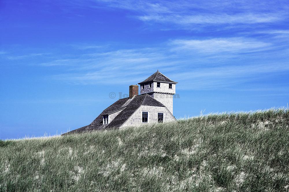Old Harbor Life Saving Station Museum, Race Point Beach, Cape Cod, Massachusetts, , USA