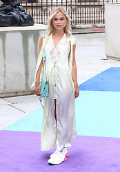 June 4, 2019 - London, United Kingdom - Lady Amelia Spencer seen during the Royal Academy of Arts Summer Exhibition Preview Party at the Royal Academy, Piccadilly in London. (Credit Image: © Keith Mayhew/SOPA Images via ZUMA Wire)