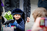 12-3-2018 - STOCKHOLM - The Crown Princess name day<br /> Crownprincess Victoria with prince Daniel and Princess Estelle during Name<br /> day 2018 at The Inner Courtyard, the Royal Palace of Stockholm . Copyright Robin Utrecht<br /> <br /> 12-3-2018 - STOCKHOLM - De naamdag van de Kroonprinses<br /> Victoria met Prins Daniel en Prinses Estelle tijdens Name<br /> dag 2018 op The Inner Courtyard, het Koninklijk Paleis van Stockholm. Copyright Robin Utrecht
