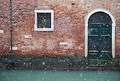 Snow in Venice