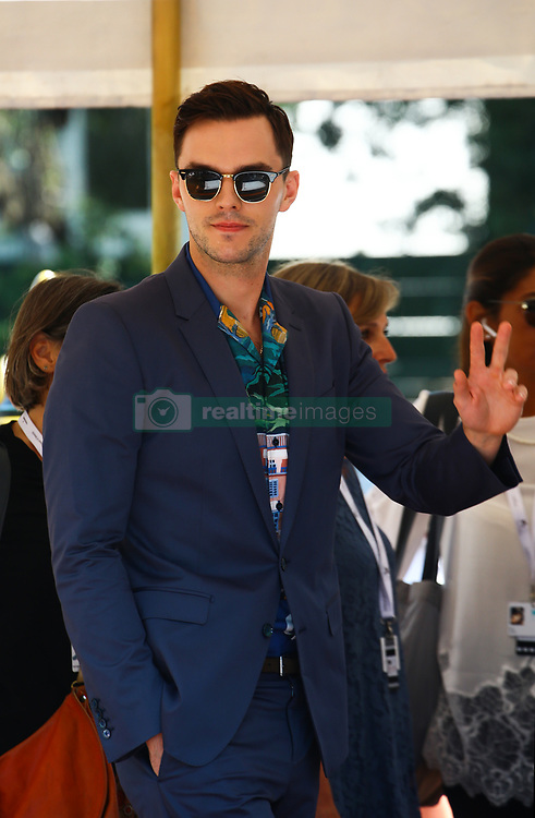 August 30, 2018 - Venice, Italy - Nicholas Hoult is seen during the 75th Venice Film Festival, in Venice, Italy, on August 30, 2018. (Credit Image: © Matteo Chinellato/NurPhoto/ZUMA Press)