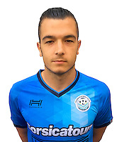 Thibault Cillard during photocall of Tours FC for new season of Ligue 2 on October 9th 2016<br /> Photo : Fct / Icon Sport