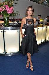 ALEXA CHUNG at the Glamour Women of The Year Awards in Association with Next held in Berkeley Square Gardens, Berkeley Square, London on 3rd June 2014.
