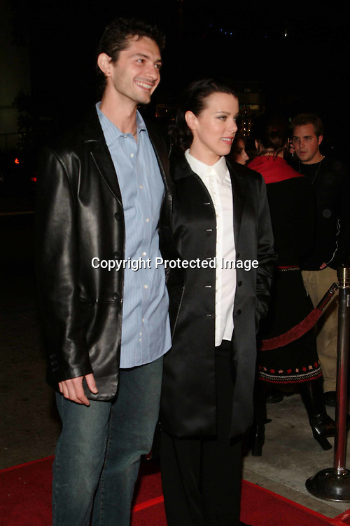 Debi Mazar &amp; guest<br />