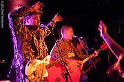 The Red Elvises at Cafe Du Nord, 3/10/12