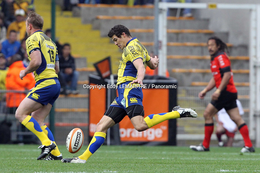 Rugby :  Clermont - Toulon  -  Anthony Floch  (ASM)  - Demi Finale Top 14 -  Stade Geoffroy Guichard  - Saint Etienne - 15-05-10