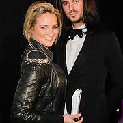 NLD/Amsterdam/20120131 - Uitreiking Beauty Astir Awards 2011, Thijs Willekes en Lieke van Lexmond
